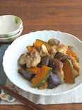 ごはんがすすむ☆チキンと野菜のバタポン炒め♪お弁当にも◎