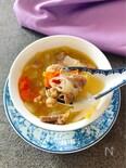 じっくりコトコト♪牛肉と大根のとろうま韓国風スープ