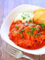 こってり濃厚「チキンのトマトクリーム煮」の作り方レシピ