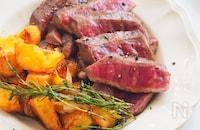 安いお肉が劇的変身!BBQにも『焦がしバターしょうゆソース』