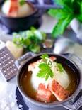【新玉ねぎとろとろ】ベーコンととろとろ新玉ねぎの丸ごとスープ