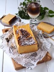 材料3つ!ぷるるんプリンチーズケーキ