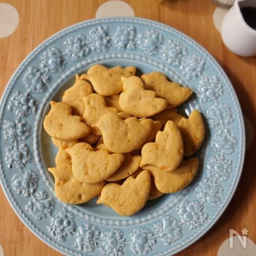 メープルかぼちゃクッキー