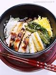 白しょうゆ&みりんde醤油鶏丼~♫