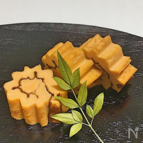 甘さ控えめ★高野豆腐とハチミツの伊達巻
