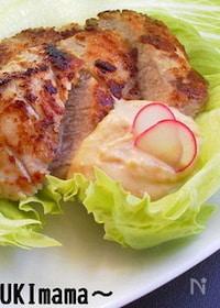 『お弁当に〜豚ヒレ肉の醤油麹マヨワイン漬けソテー』
