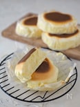 まるでアレみたいなチーズ蒸しケーキ【型不要・牛乳パック型】