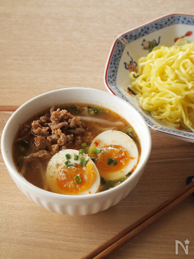 本格担々「つけ麺」