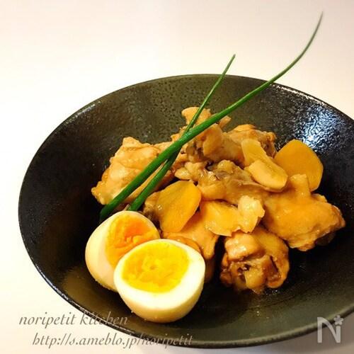 炊飯器de簡単♡鶏のポン酢さっぱり煮