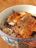 太刀魚蒲焼、蒲焼き丼