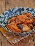 圧力鍋で骨まで食べられる*ぶりあらの生姜煮*