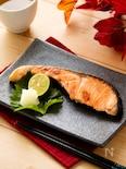 普通のお味噌で!鮭の西京焼き風