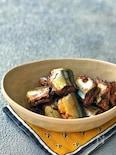 ぽん酢で簡単!圧力鍋不要で骨まで食べれます!*秋刀魚の甘露煮