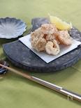 プチプチ食感がやみつき!海老のキヌア揚げ