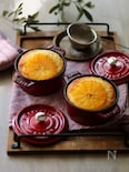 オレンジヨーグルトケーキ。