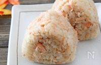 鮭ときのこの炊き込みご飯!冷凍OK!子どもごはんにも