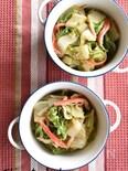簡単!美味しい~♡白菜とカニカマのごまポン和え