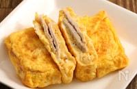 卵たっぷりオムレツ風ピカタ