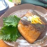 オイスターソースが隠し味♡フライパンで鯖の甘辛煮