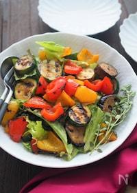 『グリル野菜サラダ』