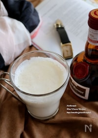 『あま~い大人のホットミルク』