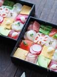 お手軽モザイク寿司