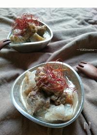 『お弁当に〜こってこてのどて焼き煮(作りおき常備菜)〜』