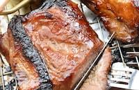 【漬けて焼くだけ】コレは無限レベル♪絶品過ぎる焼豚♪