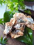 【お魚嫌いでも食べられる】香ばし醤油のさばのガーリック唐揚げ