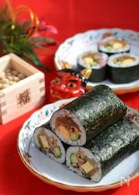 『海鮮太巻き寿司 』
