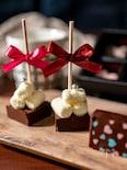 バレンタインに♡簡単!ホットチョコレートスプーン