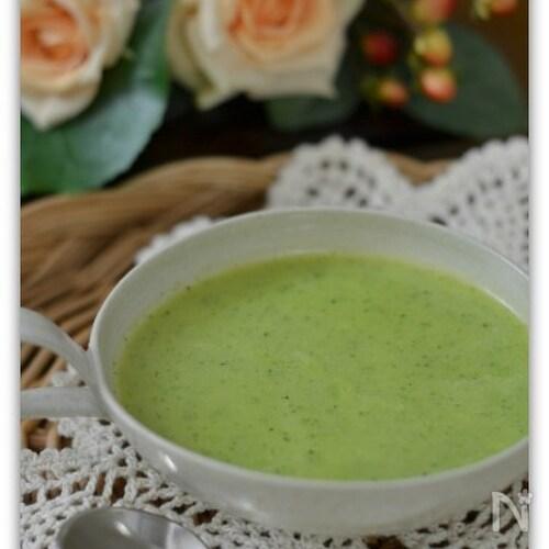 ズッキーニの冷製スープ