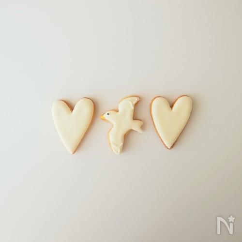 (アイシングクッキー用)基本のクッキー