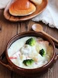 バター&生クリーム不使用 ホワイトシチュー