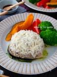 フライパンで簡単2品!Bigシュウマイ&蒸し野菜
