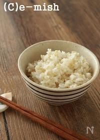 『大麦ごはん(もち麦ごはん)の炊き方 』