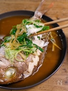 簡単中華風蒸し魚(清蒸魚)