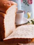 ホームベーカリーで簡単♡ふんわりもっちりお豆腐食パン