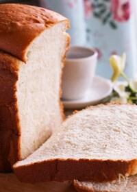 『ホームベーカリーで簡単♡ふんわりもっちりお豆腐食パン』