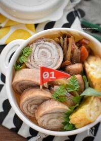 『レンジde簡単♡豚ロース薄切り肉で作る♡簡単チャーシュー♡』
