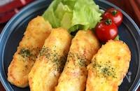 【柔らか鶏ささみのチーズピカタ】粉、卵付け不要!