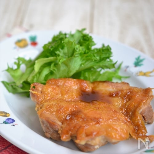 鶏もも肉の酸っぱ照り焼き【作りおき】