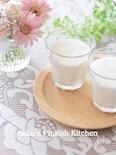 甘酒ヨーグルト豆乳シェイク♡ダブル発酵食品のエナジードリンク