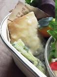 〜鯖と大根葉の味噌煮(作りおき)〜
