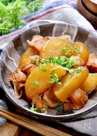 『BRUNOで作る♡本当に美味しい『鶏大根』』