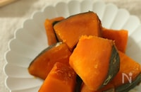 ほくほくで味しみしみ!基本のかぼちゃの煮物