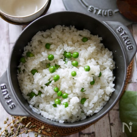 ご飯 豆 【みんなが作ってる】 豆ご飯のレシピ