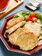 さつま揚ののりチーズピカタ【#作り置き#お弁当#包丁不要】