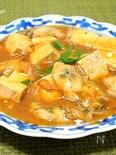 プリッと牡蠣入り麻婆豆腐