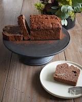 【簡単】小麦粉バターなし。チョコレートのオートミールケーキ